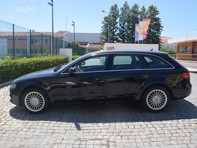 used Audi A4 A. 2.0 TDI (150cv) (5p)