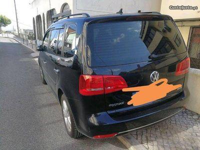 usado VW Touran 1.6 diesel