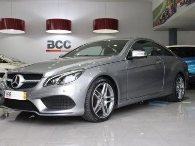 brugt Mercedes E250 BlueTEC AMG Auto (204 Cv 9G)