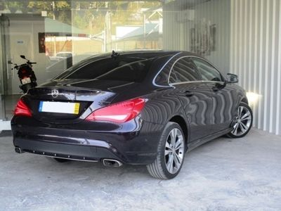 usado Mercedes CLA220 CDi Urban Aut.