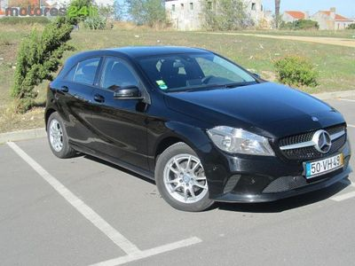 usado Mercedes A180 Classed Style Aut.