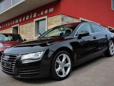 usado Audi A7 3.0 TDI QUATTRO 245cv, S-TRONIC, NACIONAL, CAIXA F1, LIVRO DE REVISÕES NA MARCA
