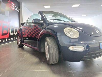usado VW Beetle NewCabriolet 1.4