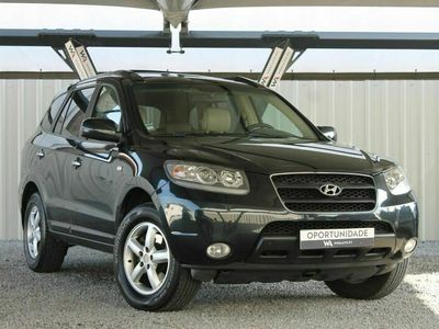 usado Hyundai Santa Fe 2.2 CRDi 7Wagon Style