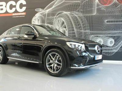 usado Mercedes GLC250 d AMG Coupé Nac.