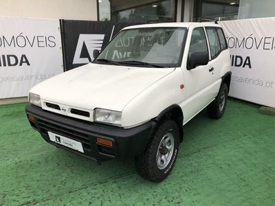 usado Nissan Terrano II 2.7 TD