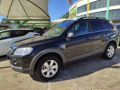 usado Chevrolet Captiva Xtreme Seven