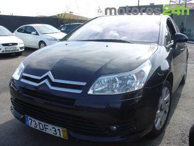 usado Citroën C4 1.6 HDI VTR (NACIONAL)