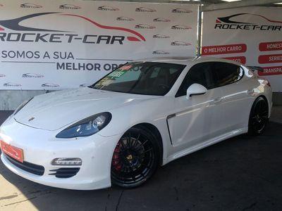 used Porsche Panamera ---