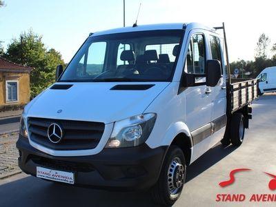 usado Mercedes Sprinter 516 CDI CAB/DUPLA // 163 CV // 2014