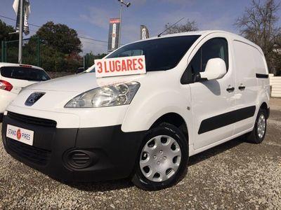 usado Peugeot Partner 1.6 HDI 3 Lugares 90 cv