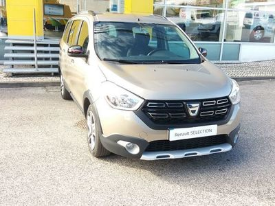 usado Dacia Lodgy SL Adventure Blue DCi 115