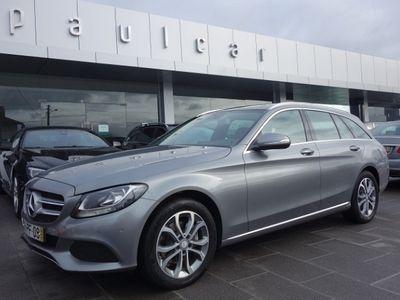 usado Mercedes C220 220 BLUETEC