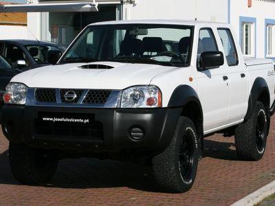 usado Nissan PickUp 2.5 Dci 4Wd