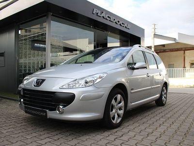 gebraucht Peugeot 307 SW 1.6 Hdi Navtec