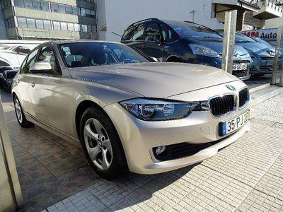 usado BMW 320 d EfficientDynamics Auto Exclusive