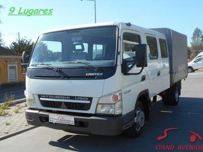 usado Mitsubishi Canter 3C13 CAB/TRIPLA
