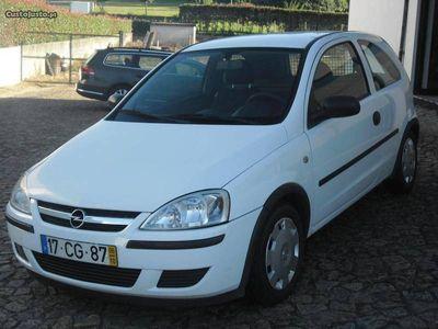 usado Opel Corsavan 1.3 CDTI C/AC