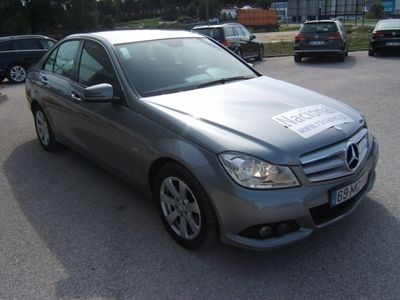 usado Mercedes C250 CDi Classic BE (204cv) (4p) Viatura de serviço