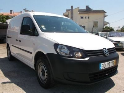 usado VW Caddy Maxi 1.6tdi extra ac bluem