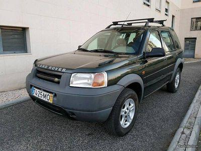 brugt Land Rover Freelander 2.0 TD