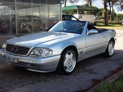 usado Mercedes 280 SLV6 ultima série