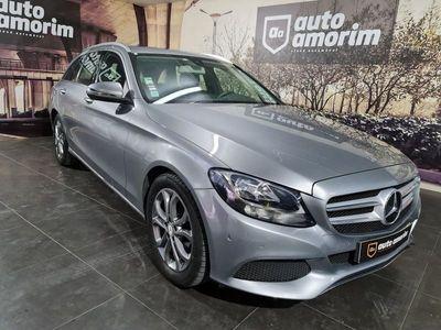 usado Mercedes C200 BlueTEC Avantgarde Aut.