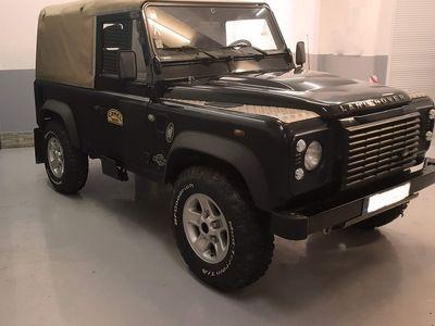 gebraucht Land Rover Defender TD4