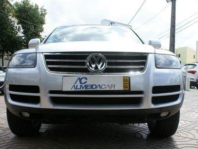 used VW Touareg 3.0 TDI V6 TipTronic