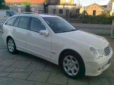 usado Mercedes C220 ClasseCDi Elegance