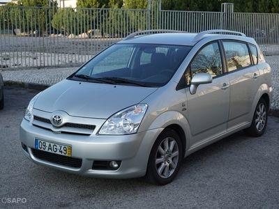 usado Toyota Corolla Verso 2.0 D-4D S. H. Pack (116cv) (5p)