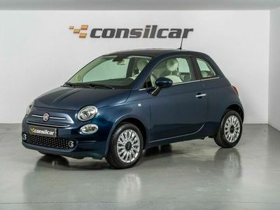 usado Fiat 500 1.2 Lounge S&S Navi Connect