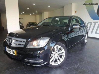 usado Mercedes C220 CDI Avangarde Aut
