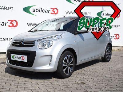 usado Citroën C1 1.0i Feel (68cv) (4 lug) (5p)