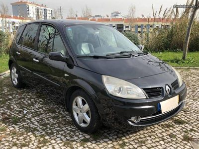 gebraucht Renault Scénic 1.5 Dci Luxe Previ