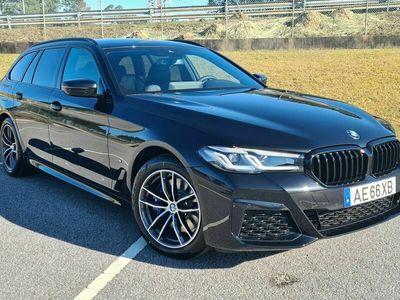 usado BMW 530 Serie 5 e Auto 2021