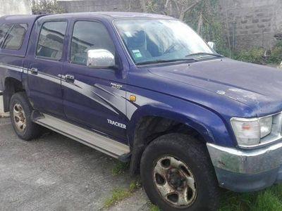 usado Toyota HiLux 2.4TD Tracker 4x4