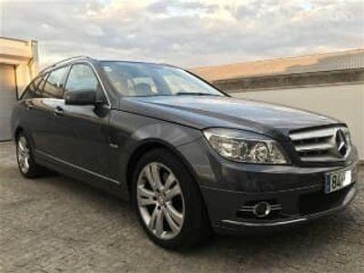usado Mercedes C350 ClasseCDi Avantgarde BE (231cv) (5p), Diesel
