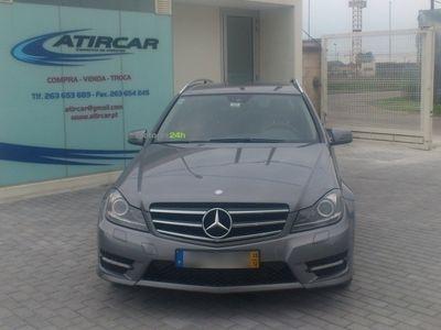 usado Mercedes C220 ClasseCDi Avantgarde BE 123g
