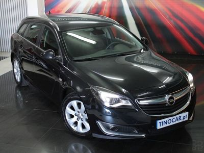 brugt Opel Insignia Sports Tourer 1.6 CDTI Executive SS Pré-GPS
