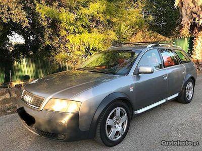 usado Audi A6 Allroad 2.5 TDi Sport