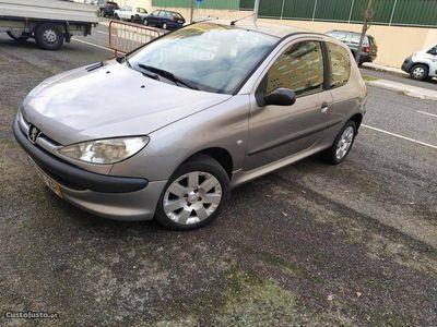 usado Peugeot 206 1.4HDI Ac/Je Fiável