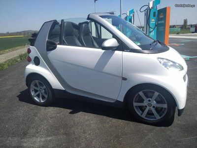 usado Smart ForTwo Cabrio CDI Brabus
