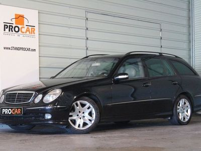 usado Mercedes E320 CDi Avantgarde- Autom.