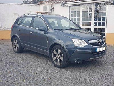 usado Opel Antara 2.0 cdti