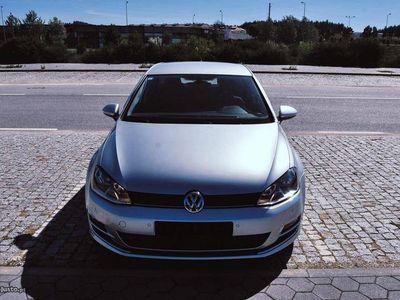 used VW Golf VII DSG Bluemotion