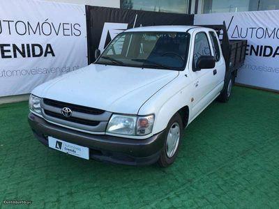 usado Toyota HiLux 2.5d4d X-Cab