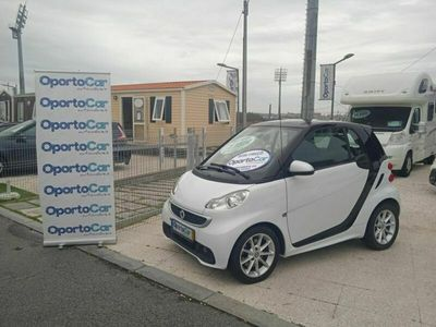 usado Smart ForTwo Coupé 0.8 cdi Passion 54