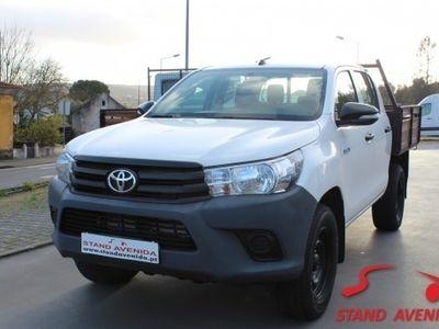 usado Toyota HiLux 4x2 CAB/DUPLA // 2016 // 59.000 KM