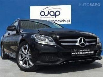 usado Mercedes C220 ClasseBlueTEC Avantgarde (170cv) (5p)
